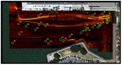 Pre-Dredge Survey and Underwater GIS