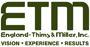 England Thims & Miller Inc