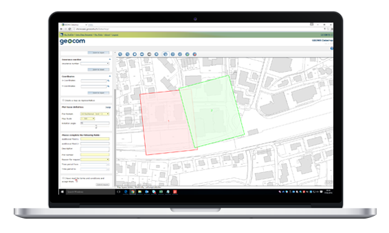 GEONIS Datashop   Automated Data Provision