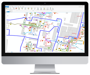 GEONIS Electro | GIS Solutions for Energy Sector
