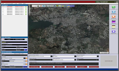 trinityRESPOND Computer Aided Dispatch Software Suite for E911, NG911, 311