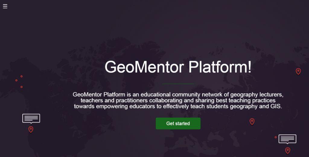Geomentor Platform