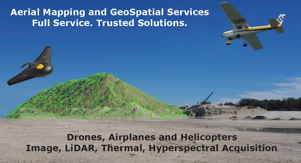 Drone Mapping - Aerial mapping
