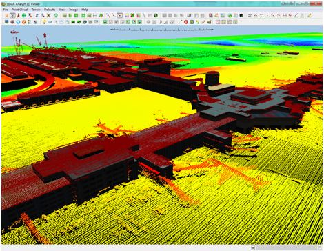 LIDAR Analyst™ for ArcGIS