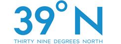 39 DEGREES NORTH