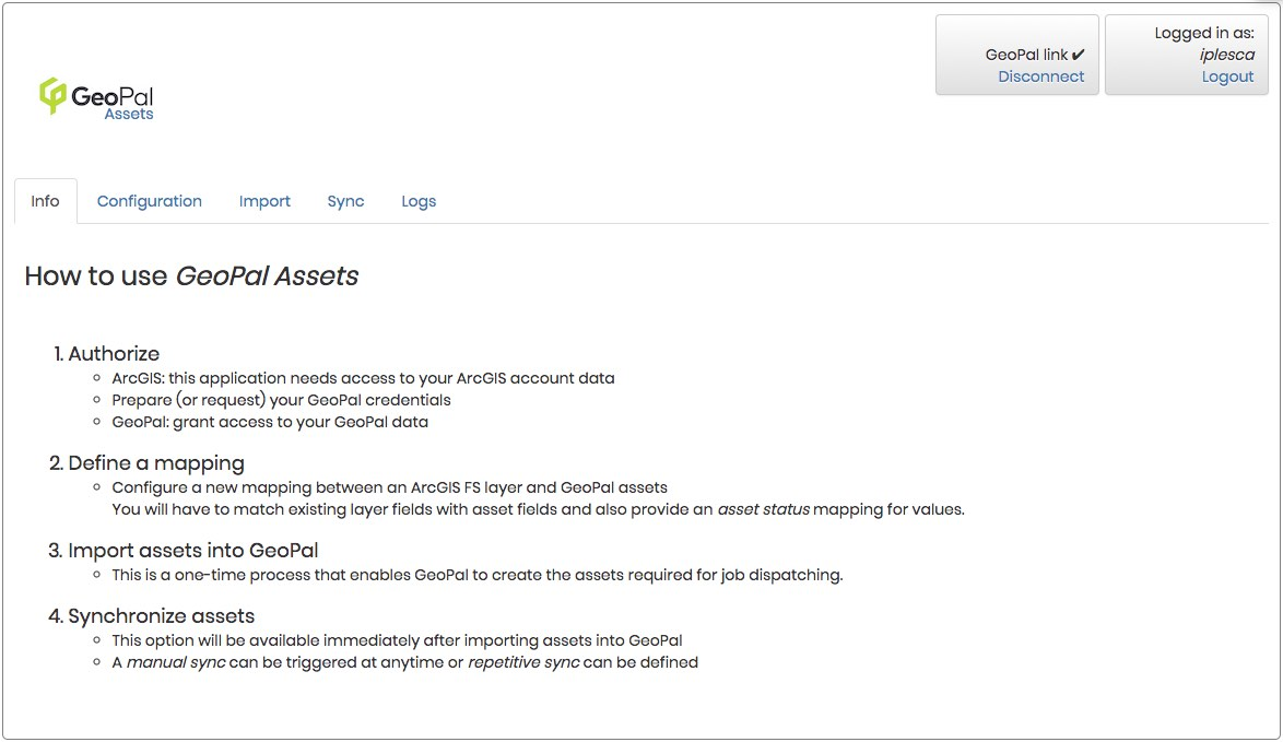 GeoPal Assets