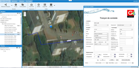 GEOMAP GIS for large account, network operators and industries.
