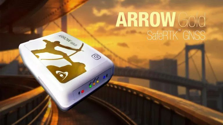 Arrow Gold SafeRTK Receiver