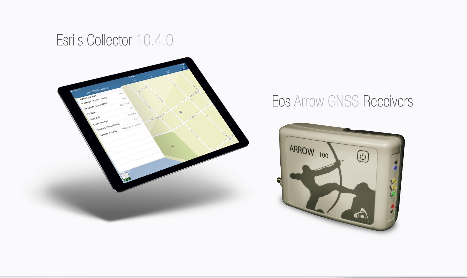 Arrow 100 GPS / GNSS Receiver
