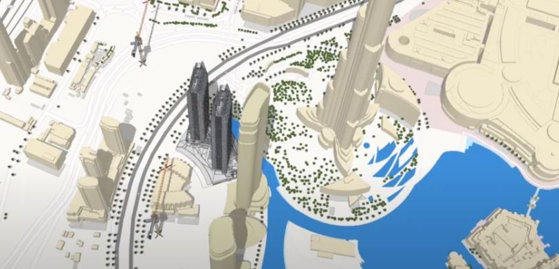 MG AEC ArcGIS Site Selection and Analysis for Architecture