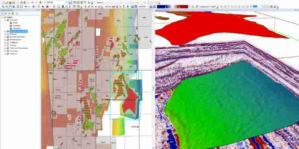 Seismic Explorer for ArcMap