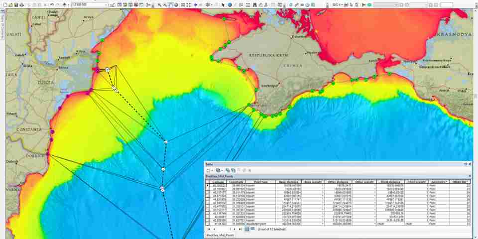 Maritime Limits and Boundaries for ArcGIS