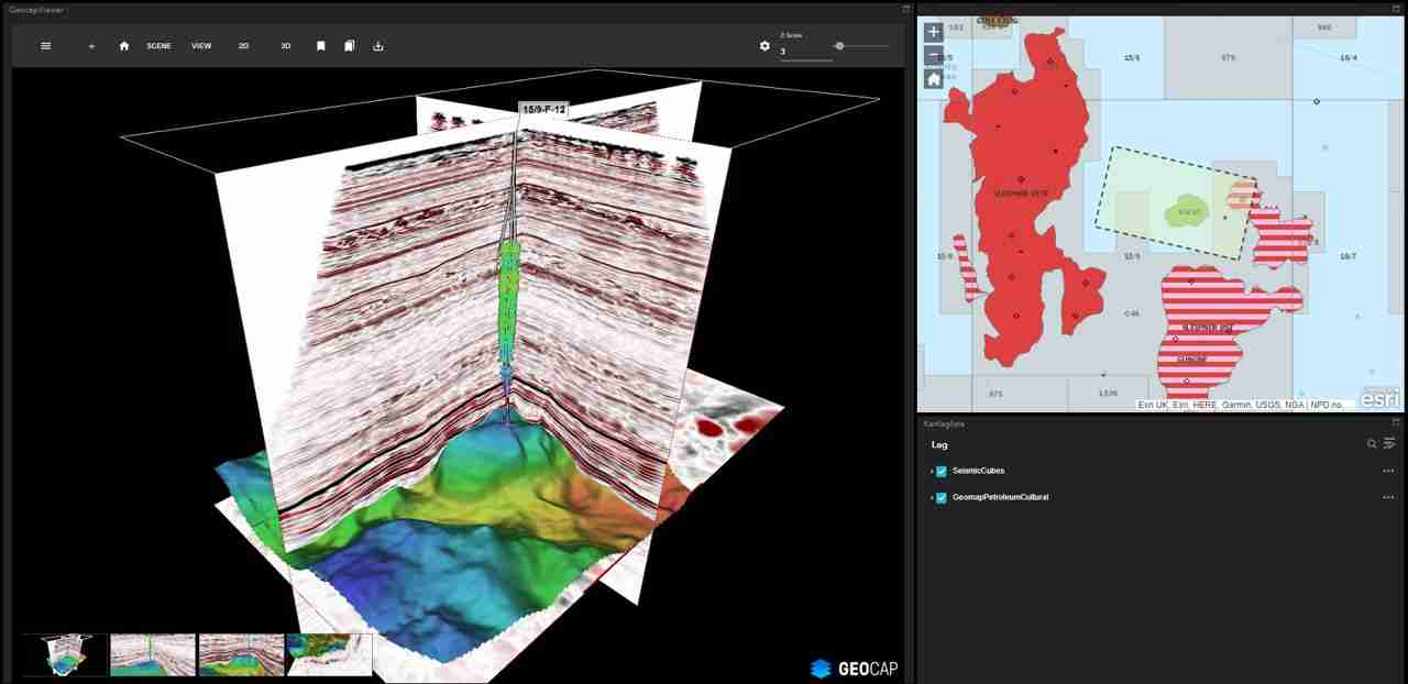Subsurface Portal for ArcGIS