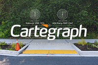 Cartegraph for Sidewalks and ADA Ramps