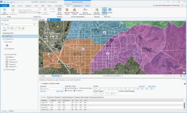 SchoolSite Desktop for ArcGIS