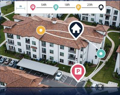 High quality Apartment geocodes
