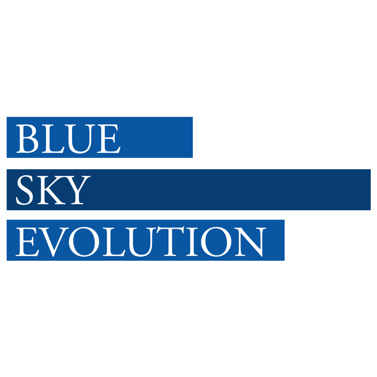 Blue Sky Evolution