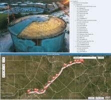 Vista Ridge Pipeline Asset Inventory and Work Order Management
