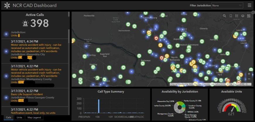 National Capital Region Geospatial Data Exchange