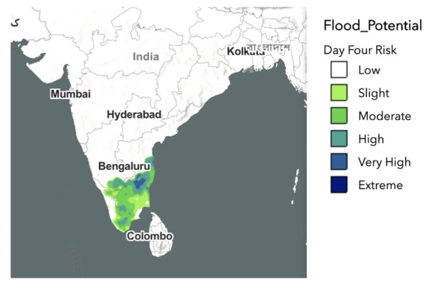 Weather and Climate Impact Data Suite