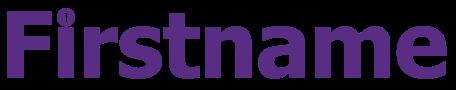 Firstname Ltd