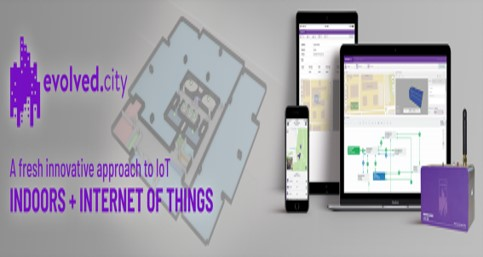 Indoors with IoT (Evolved.City)