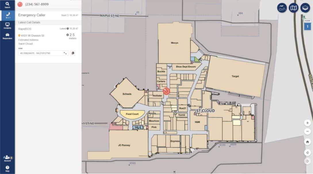GeoComm Indoor Maps