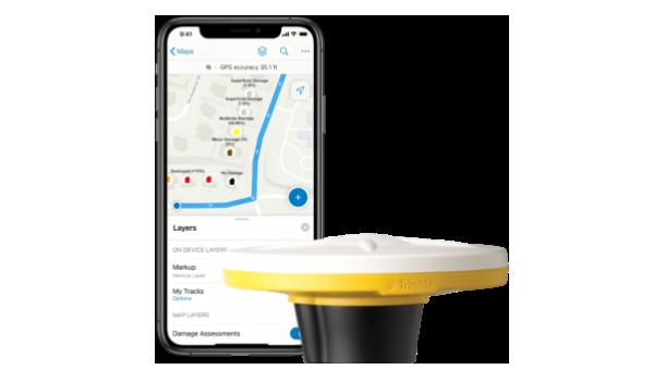 Trimble Catalyst GNSS Positioning Service