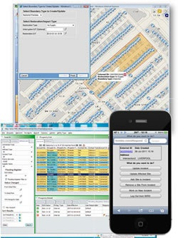 Trimble eRespond™ Network and Outage Management for Utilities