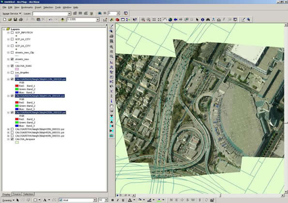 Pictometry for ArcGIS Desktop