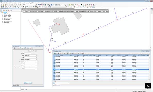 GEONIS desktop | GIS Solutions Framework