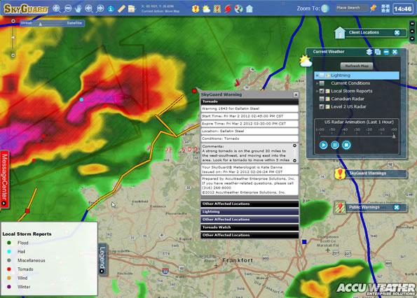 Proactive Storm Planning