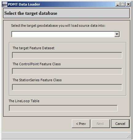 PDMT Data Loader