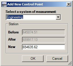 PDMT Control Point Editor