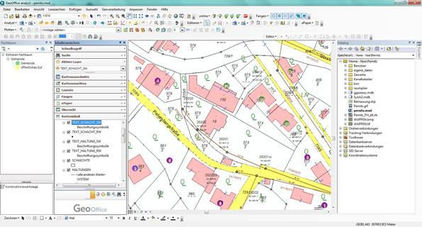 GeoOffice analyst (ArcGIS f. Desktop based)