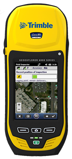 Trimble® Field Inspector™ Handheld Solution for Utilities