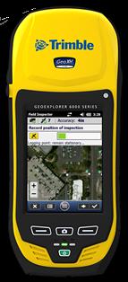 Trimble® Field Inspector™ Handheld Solution for Utilities