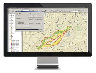 Trimble® Corridor Analyst™ Energy Transmission Route Analysis