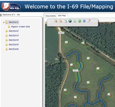 I-69 File / Mapping Management System