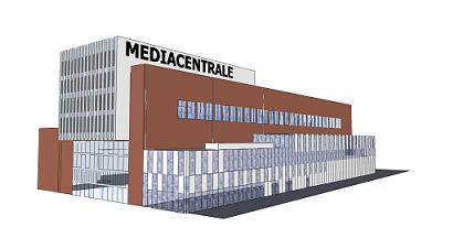 Media Centrale in #D