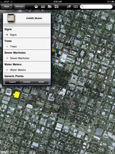 Kerata GIS Web for Utilities