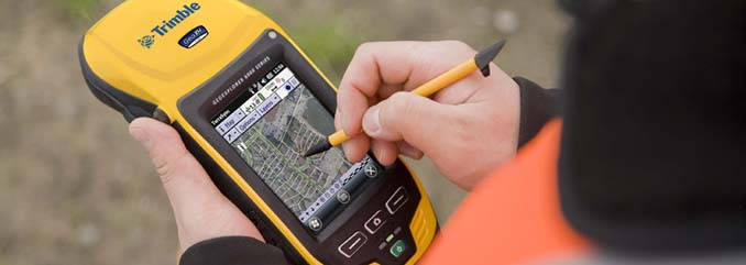 Trimble® GeoExplorer® 6000 Series GeoXH™ & GeoXT™ Handheld