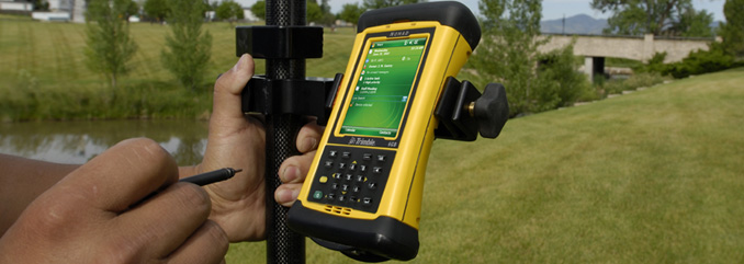 Trimble® Nomad® G Series