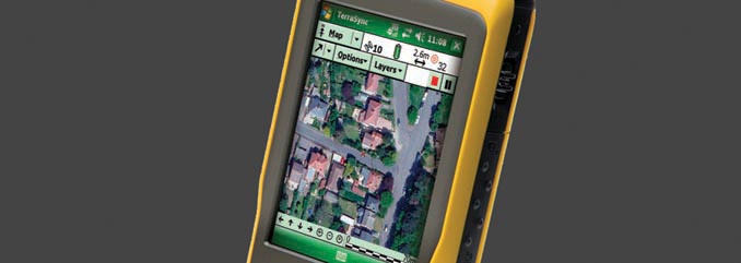 Trimble® TerraSync™ software
