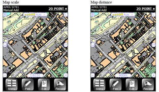 Trimble® FastMap™ Mobile Software