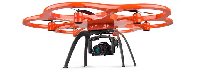Aibotix Aibot X6 Hexacopter