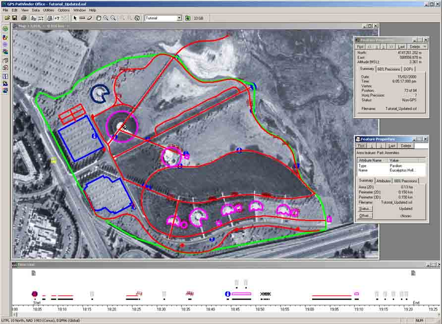 Trimble® GPS Pathfinder® Office Software