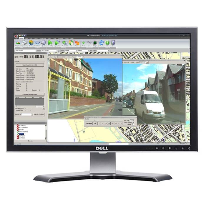 Trimble® FastMap™ Office Software