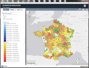 Geomaster for ArcGIS Server