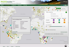 World Wildlife Fund PADDDtracker